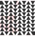 chic geometric pattern vector image