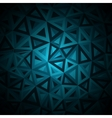 diamonds triangle abstract pattern vector image vector image
