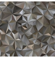 Gray Triangle Abstract Background vector image vector image