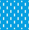 refrigerator pattern seamless blue vector image vector image