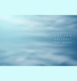 background - summer sky with soft clouds vector image vector image