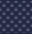 seamless pattern with marijuana leaf cannabis vector image