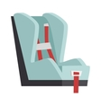Baby seat vector image