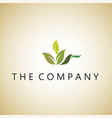 Leaf logo lea ideas design