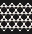geometric seamless pattern with hexagonal lattice vector image vector image