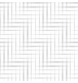 gray zig-zag lines seamless pattern vector image