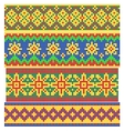 Set of Old Russian patterns vector image vector image