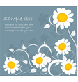 Daisy frame vector | Price: 1 Credit (USD $1)