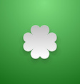 happy st patricks day greeting background vector image vector image