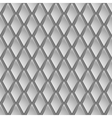 Seamless pattern in the form rhombus vector image