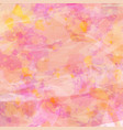 Template for your design watercolor pink