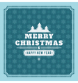 Christmas background image vector image vector image