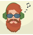 Hipster headphones