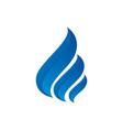 Abstract swirl business logo image image