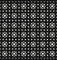 polka dot seamless pattern with small circles vector image