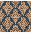 Retro dainty seamless pattern vector image