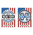kings county new york vector image vector image