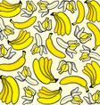 seamless banana pattern