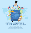 Travel Concept EPS10 vector image