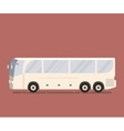 Travel Tourist Bus vector image vector image