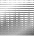 Abstract background of perforated metal vector image