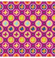 Butterfly pattern art vector image