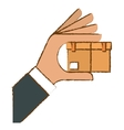 cargo shipping or handling related icons image vector image
