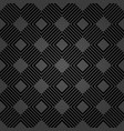geometric abstract pattern geometric vector image vector image