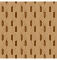 Pattern with wheat vector image
