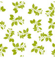 fresh lemon seamless pattern vector image vector image