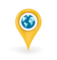 World Location vector image