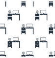 seamless workplace pattern education symbol from vector image vector image