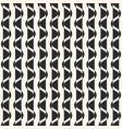 vertical wavy stripes geometric black texture vector image vector image