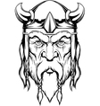 Viking1 by Akos vector image vector image