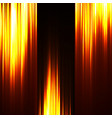 abstract background with colorful glowing lines vector image vector image