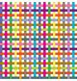 ribbons pattern vector image vector image