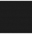 Black carbon background eps10 vector image