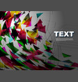 abstract light background eps10 vector image vector image