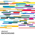 background of multicolored rectangles vector image vector image