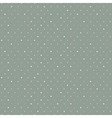 Polka dots background vector image vector image