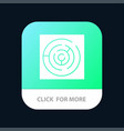 circle circle maze labyrinth maze mobile app vector image