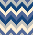 Bluesy rounded chevron vector | Price: 1 Credit (USD $1)