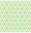 diamond and a cross seamless pattern vector image