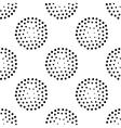 dots pattern 26 vector image vector image