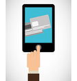 online payments vector image