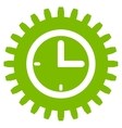 Time Options Icon vector image