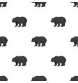 canadian brown bear canada single icon in vector image vector image