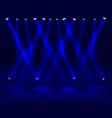 festival show light dance floor banner disco vector image