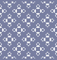 ornamental seamless pattern in neutral colors vector image vector image