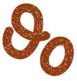 tempting tipography font design 3d letter o of vector image